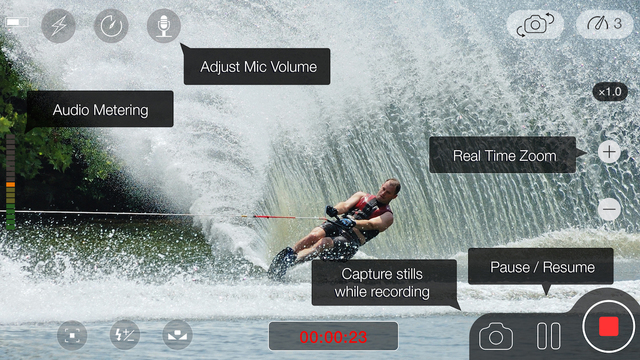 MoviePro app