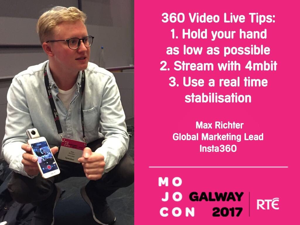 360 streaming