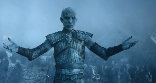 GOT - white walker