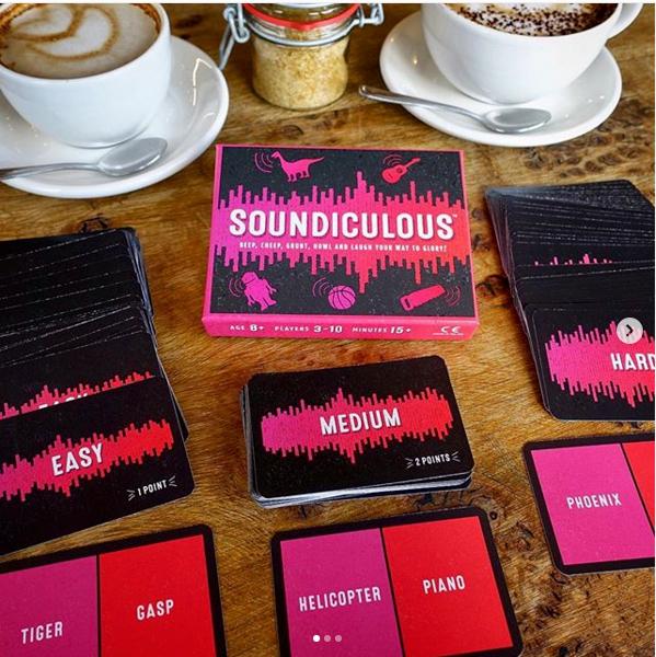 Soundiculous