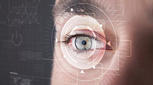 Eye tracking sm